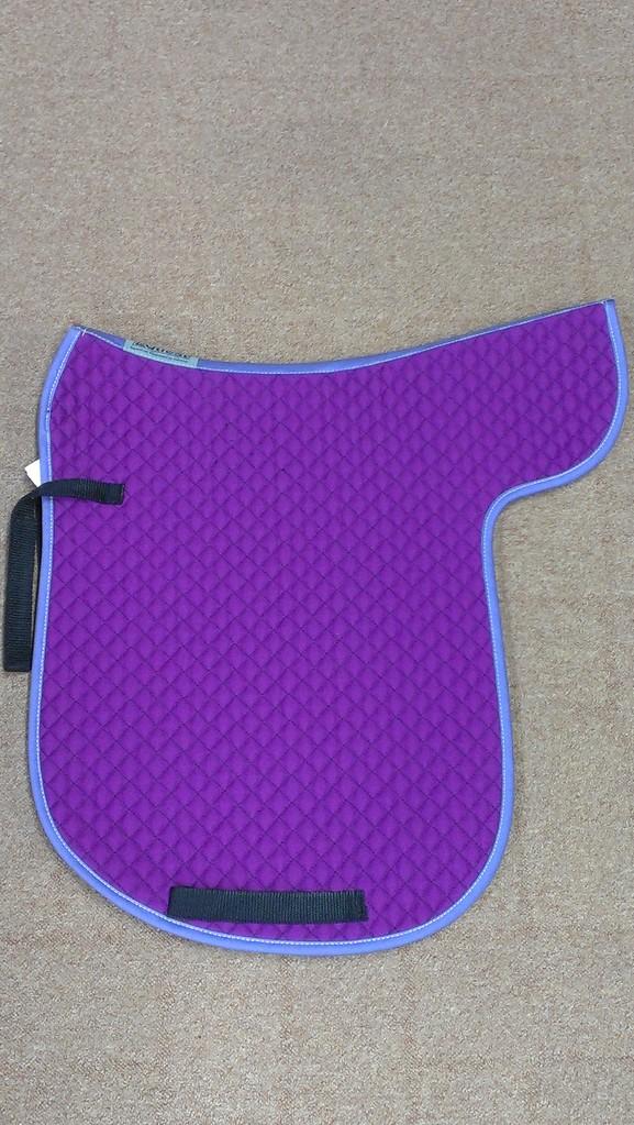 Satteldecke Island purple Einfass flieder