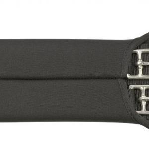 Sattelgurt Soft- Dressur, schwarz