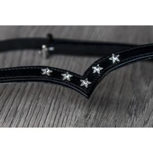 Kopfstück Nordic Horse V mit Sternen